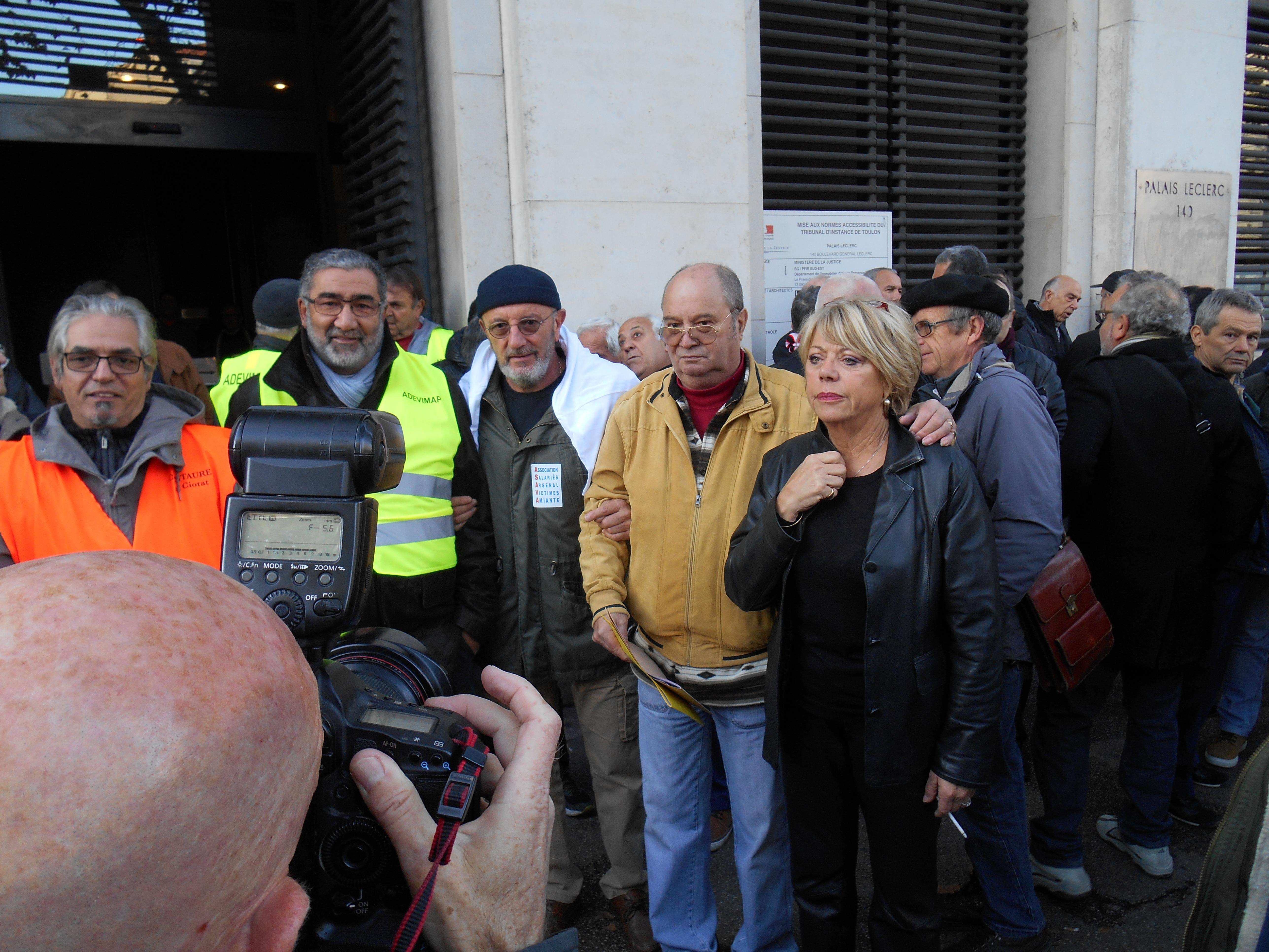 11 12 2015 ensemble pour défendre les victimes de l'amainte